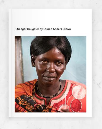 Stranger Daughter by Lauren Anders Brown