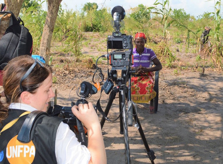 On Location: Filming 'Womenstruate' in Mozambique