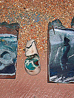 Prayer Stones: Mother, Daughter, Mother