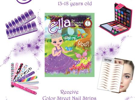 Ella The Enchanted Princess Gift Sets