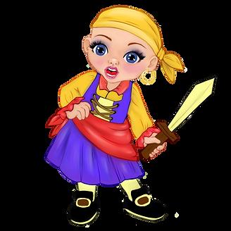 Pirate Princess Ella