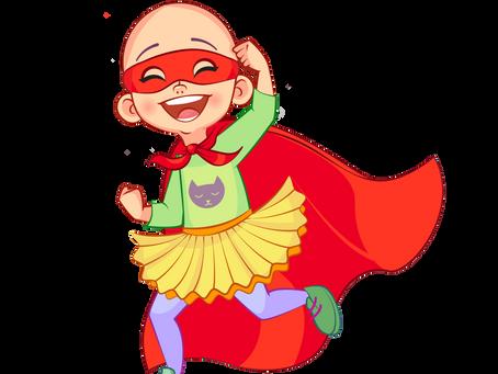 5 Easy Superhero Crafts Help Create Your Own Superhero Identity