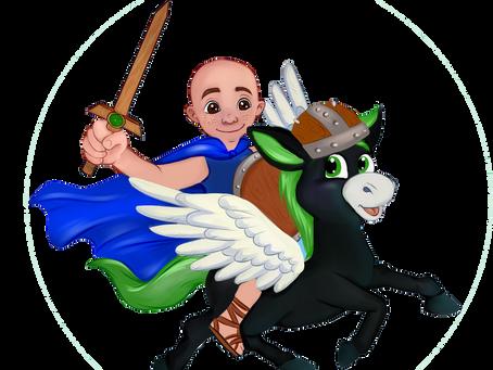Children's Fairy Tale for Kids Superheroes – Leo & Lucas