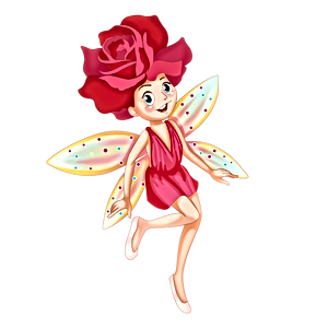 Fairy Rosa Ella The Enchanted Princess