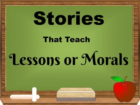 Discussing the Benefits of Inspirational Moral Stories for Kids