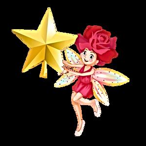 Fairy Rosa The Ugly Christmas Tree