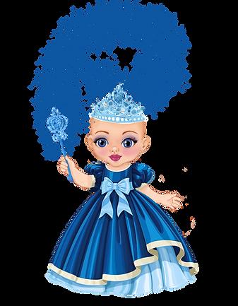 Alopecia Princess Ella
