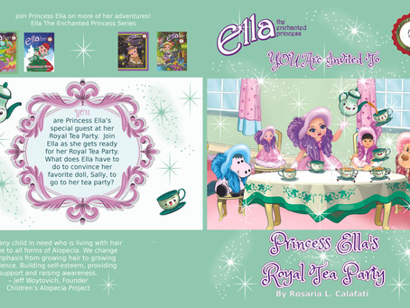 FREE E-BOOK Princess Ella's Royal Tea Party