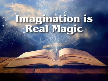 Developing Your Child's Creative Imagination