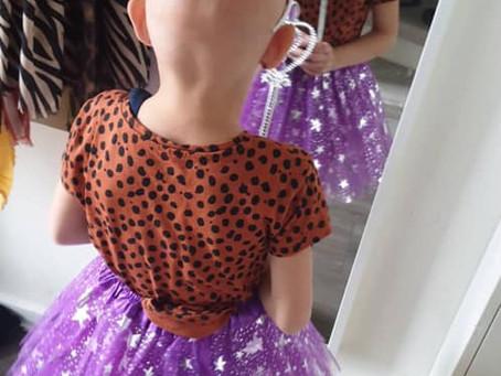 Princess Isa Receives FREE Princess Ella Gift Set That Helps Her Feel Beautiful!