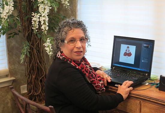 Rosaria L. Calafati Author and Illustrator