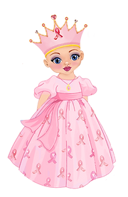 Breast Cancer Princess Ella!
