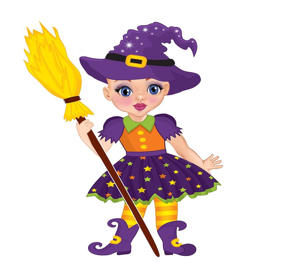 Happy Halloween Princess Ella