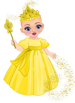 Childhood Cancer Princess Ella
