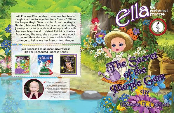 The Secret of the Purple Gem Ella The Enchanted Princess