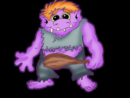 Meet Bullock the Ogre
