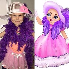 Taylor and Princess Ella