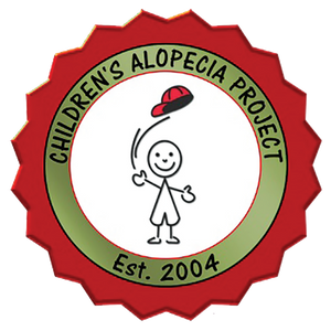 Children's Alopecia Project Seal