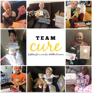 Team Cure fighting for a cure for childhood cancer