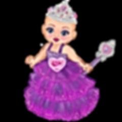Ella the Enchanted Princess - Bald Princess