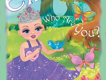 Children's Story - Ella The Enchanted Princess Who Are You?