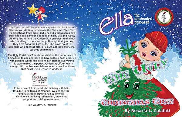 The Ugly Christmas Tree Book Cover