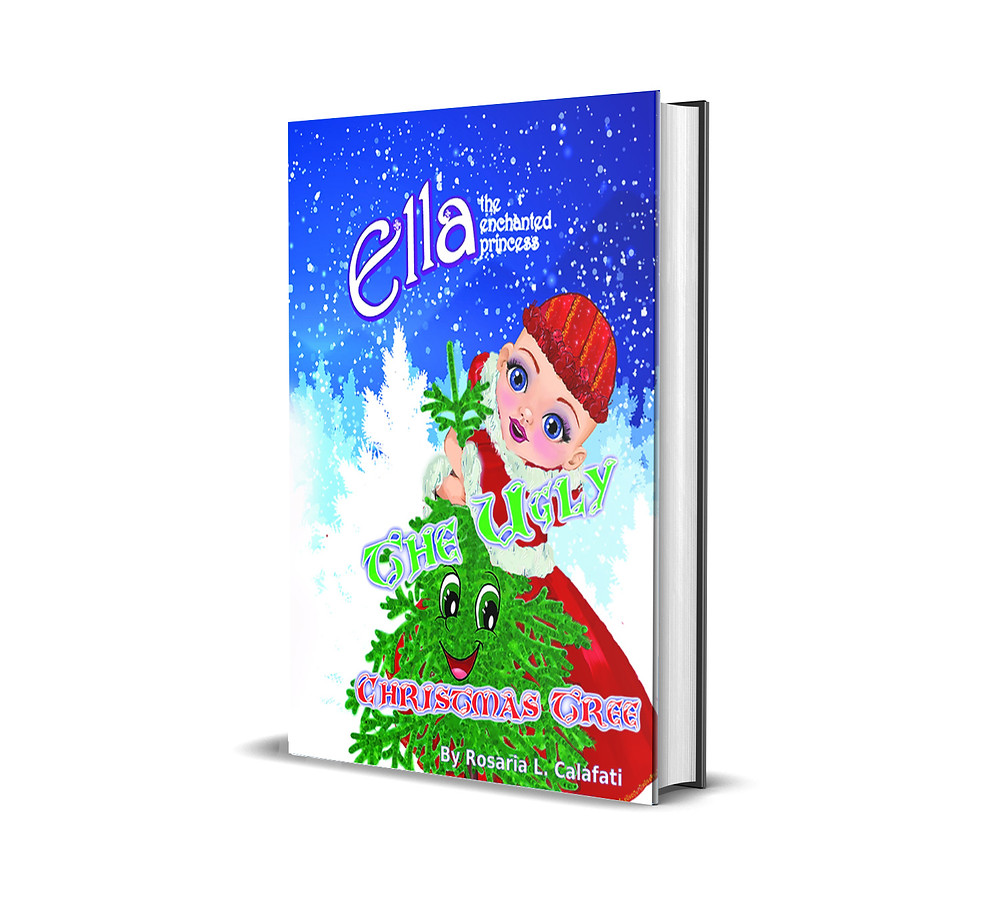 The Ugly Christmas Tree Ella The Enchanted Princess - Kindle Unlimited Read For FREE!