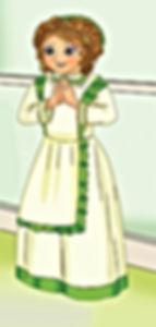 Nanny from Ella The Enchanted Princess!
