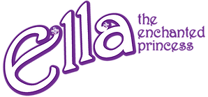 Ella The Enchanted Princess Logo