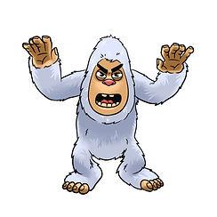 Bongo The Snow Monster