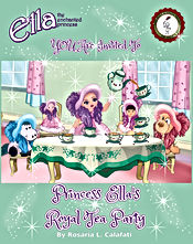 Princess Ella's Royal Tea Party