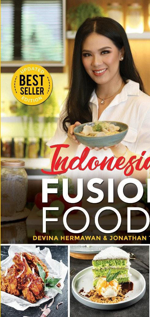 Cookbook 01 Indonesian Fusion Foods