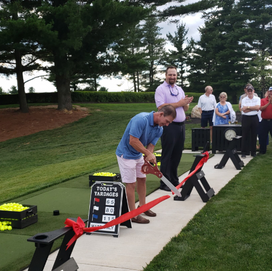 Ben Lyons Piney Branch Golf Short Game
