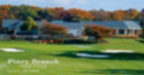 Golf Scorecard - Piney Branch Golf Club