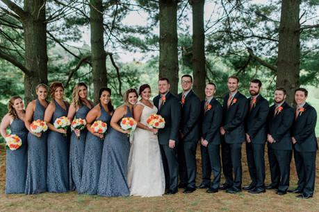 Weddings at Piney Branch Golf Club