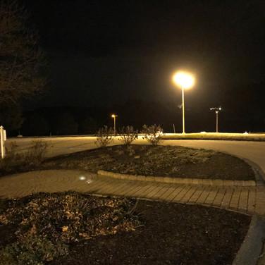 Piney Branch Golf - Parking Lot Lights