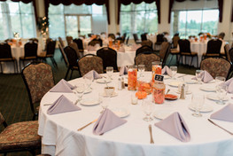 Weddings at Piney Branch Golf Club