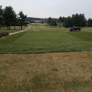 Piney Branch Golf - 18th Tee