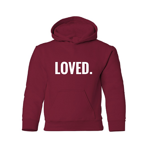 LOVED Hoodie (Youth)