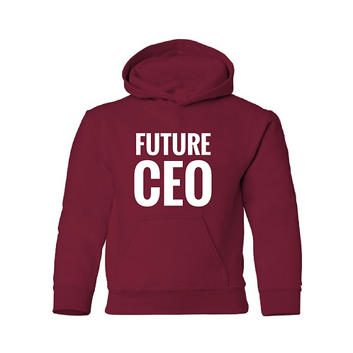 FUTURE CEO Hoodie (Youth)