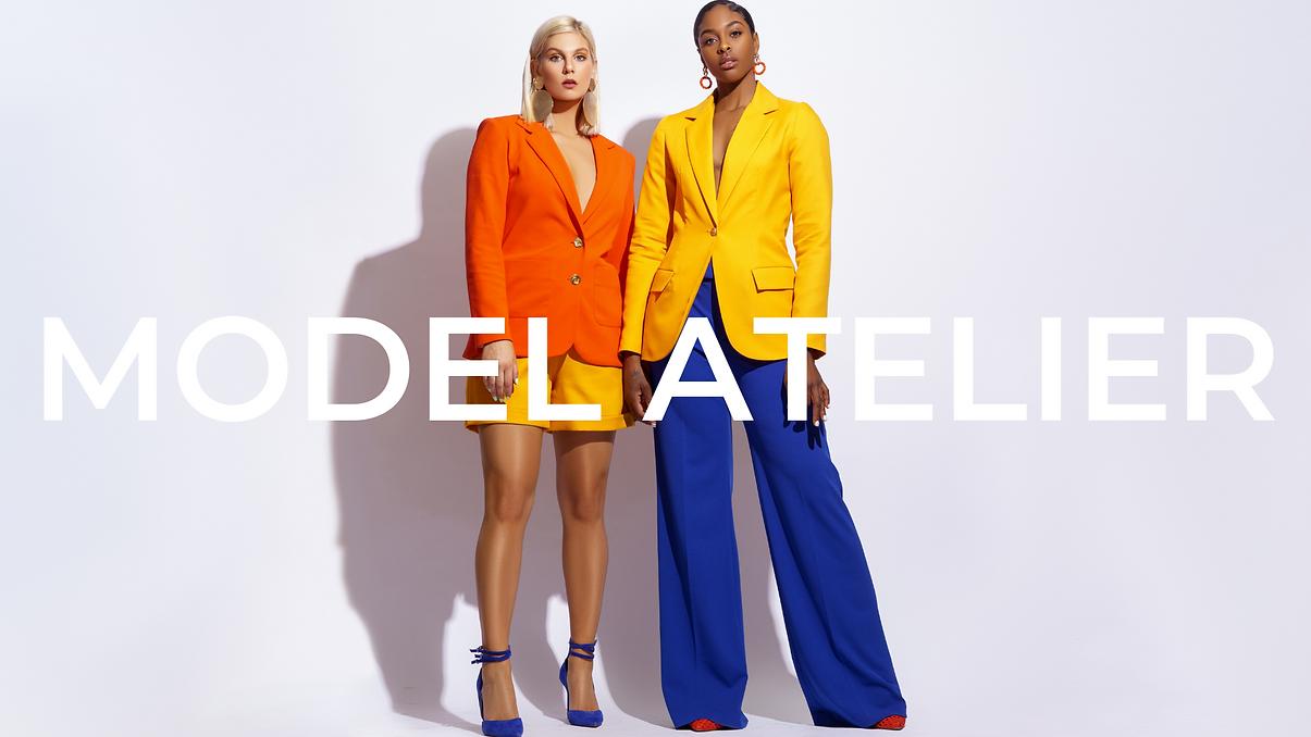Model Atelier Tall Womenswear Campaign