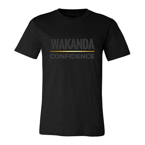Limited Edition Wakanda CONFIDENCE Tee