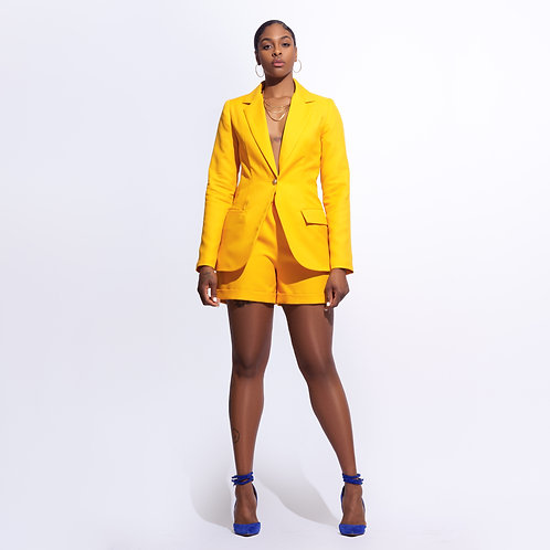 Mango Short Suit