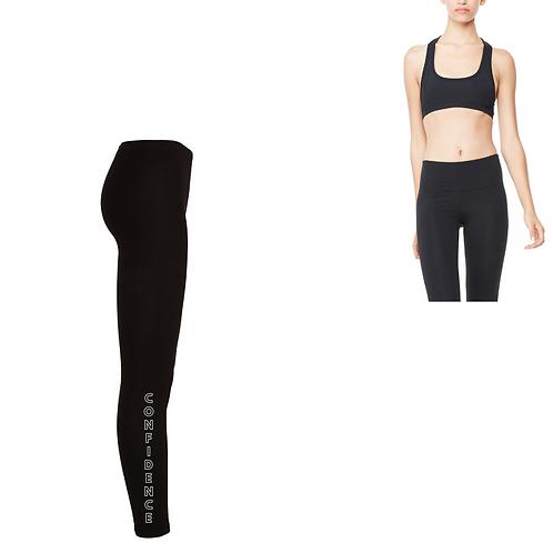 High waist knockout legging