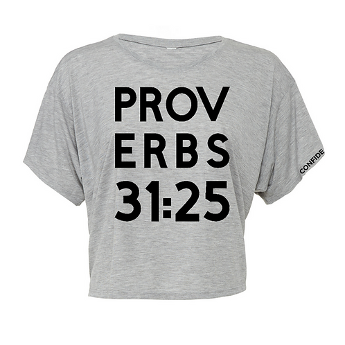Proverbs 31:25 Crop