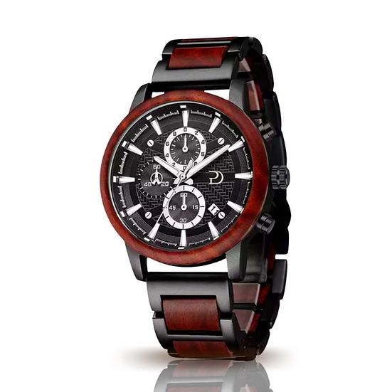 Parker Durban Havana Watch (Red Sandalwood)