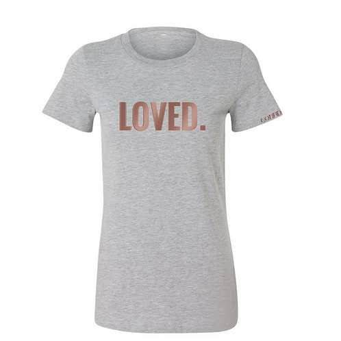 LOVED Tee (Women's Cut)