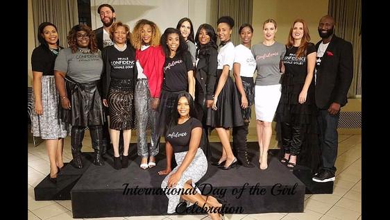 International Day of the Girl Team