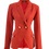 Thumbnail: Executive Blazer (Deep orange)