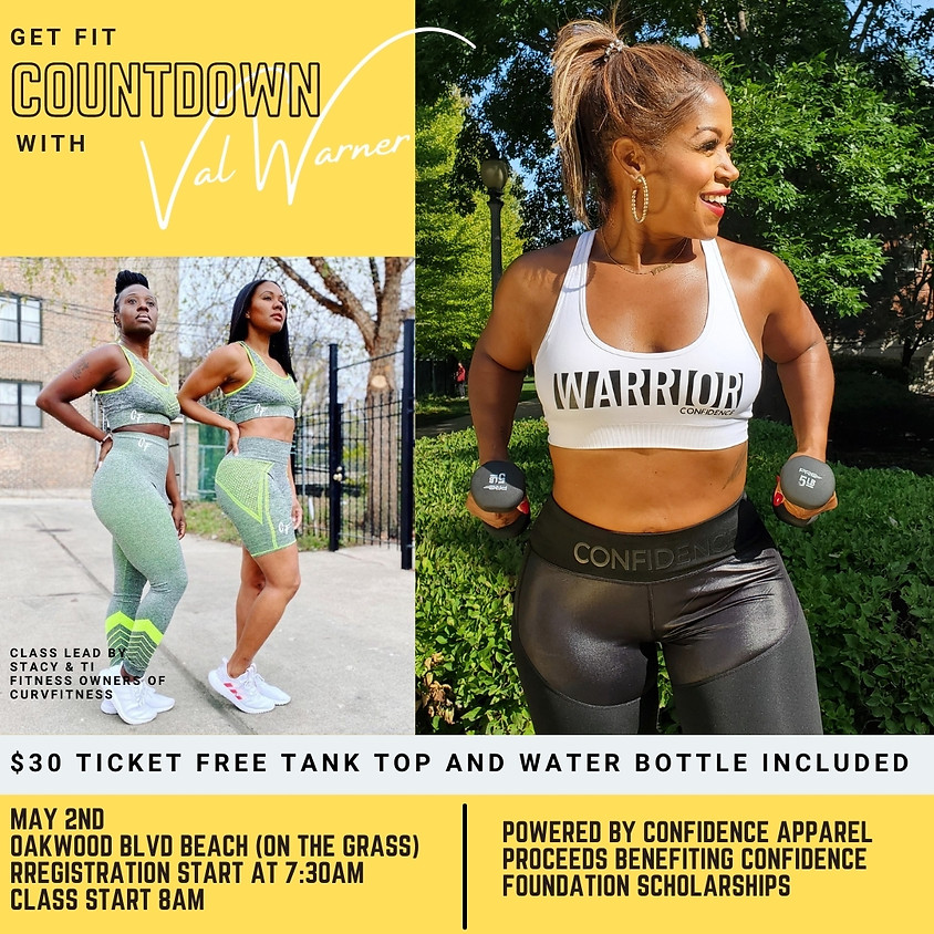 Get Fit Countdown With Val Warner